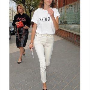 AG   Alexa Chung for AG Skinny Jeans